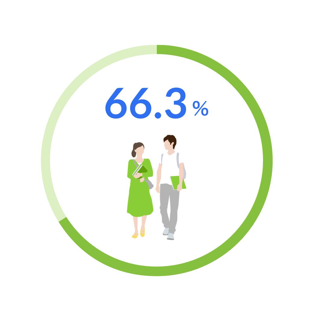 66.3%